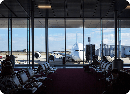 Transferts Aéroports Parisiens ( Roissy CDG, Orly, Le Bourget, Beauvais )
