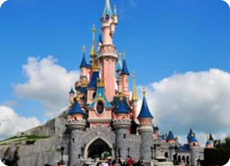 Transferts vers et depuis Disneyland